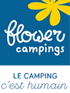 camping flower auvergne