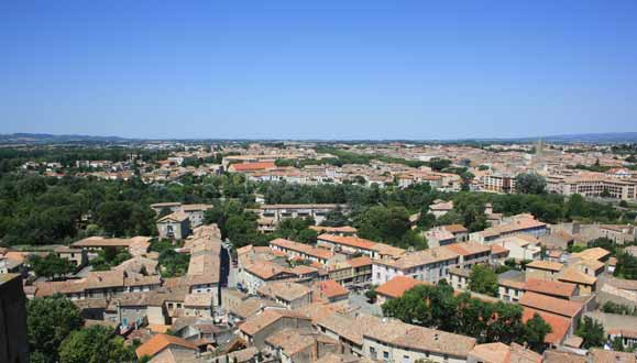 location camping Carcassonne