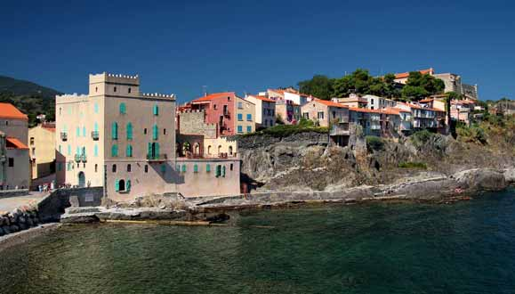 Location camping Collioure