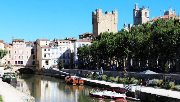 canal narbonne